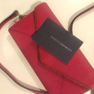 Rebecca Minkoff Cleo Wallet Crossbody Bag NWOT
